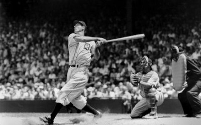 Hall-of-Famer Hank Greenberg was a star for the Detroit Tigers. This photo was taken in 1935.   Photo by TSN Archives/Getty Images