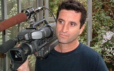 Filmmaker Erez Laufer   Photo courtesy of Erez Laufer