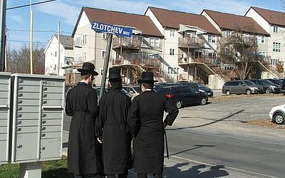 Kiryas Joel in Orange County, N.Y., has been the subject of two FBI raids in recent months. Photo by Uriel Heilman