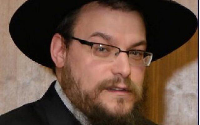 Rabbi Choni Friedman