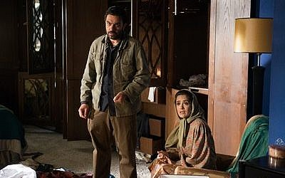 "Selma Hayak-Pinault stars as Farnez Amin in ""Septembers of Shiraz.""  Photo courtesy of Momentum Pictures"