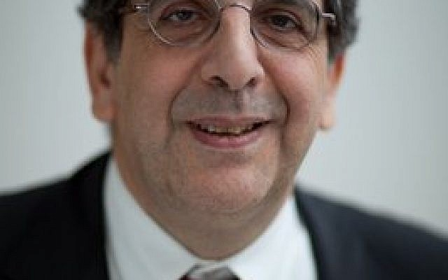 José-Alain Sahel  Photo courtesy of José-Alain Sahel