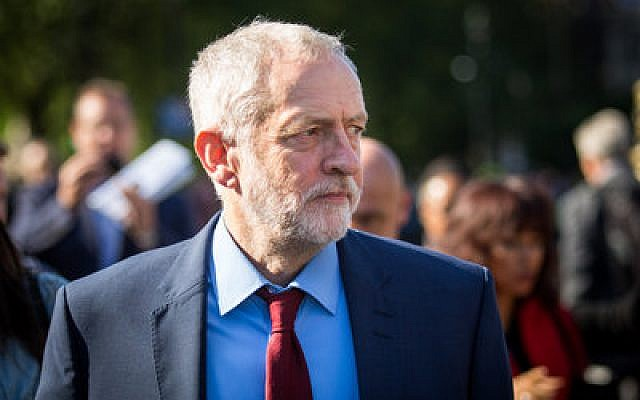 Labour Party leader Jeremy Corbyn has lost favor with much of his party's lawmakers.  Photo by Rob Stothard/Getty Images