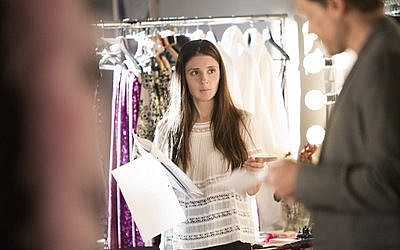 "Shiri Appleby, who stars in Lifetime's ""UnREAL,"" directed the hit show's most recent episode.   Photo by Bettina Strauss"