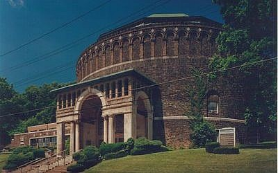 The Congregation B'nai Israel building in East Liberty. (File photo)