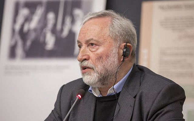 Josef Zissels addresses a University of Cologne conference on minorities in Ukraine in 2014.   Photo courtesy of Vaad