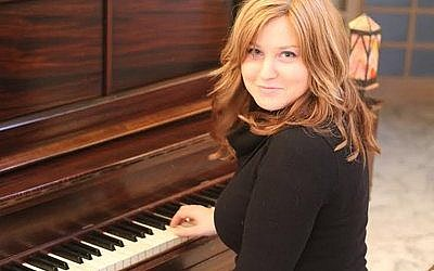 "Sarah Dukes' second album ""Life Sometimes"" won the Silver Medal from the Global Music Awards in the New Age Piano Album Division. Photo provided by Sarah Dukes"