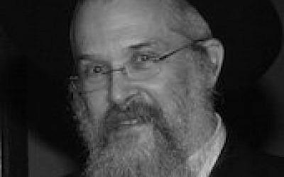 Rabbi Yisroel Rosenfeld