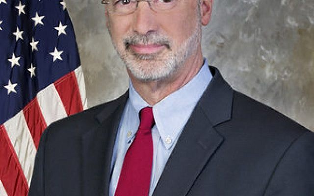Gov. Tom Wolf is expected to sign the bill.  Photo via Flickr by governortomwolf