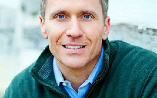 Eric Greitens won the Missouri gubernatorial race in his first run for office.   Photo courtesy of Rubenstein Public Relations