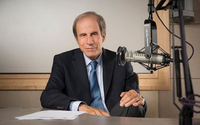 Michael Krasny	Photo courtesy of KQED