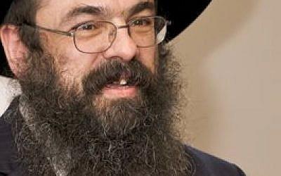 Rabbi Moishe Mayir Vogel
