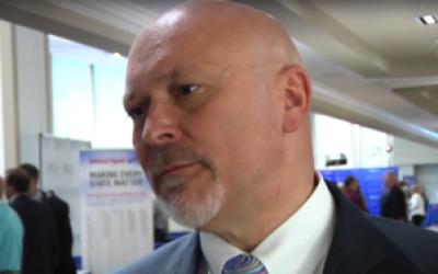Alan Clemmons, pictured in 2015, called J Street anti-Semitic at an event on March 29.  Screenshot from YouTube