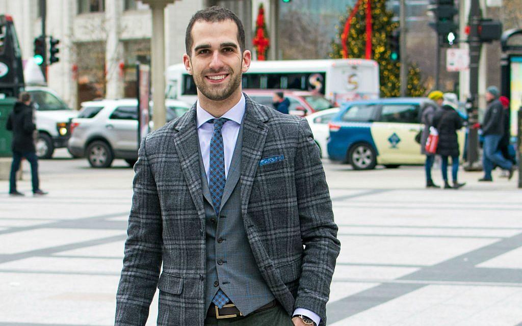 Ben Rascoe has following as 'Dapper Professional' | The Pittsburgh