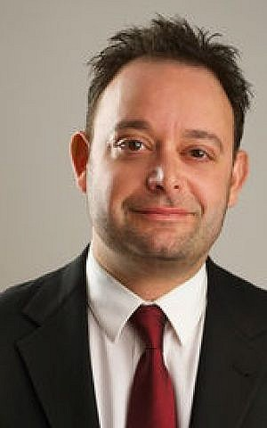 Ben Cohen  (JTS.com)