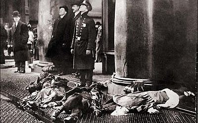 International Ladies' Garment Workers' Union Some of the 146 victims of the Triangle Shirtwaist Company fire lay on the streets of New York's Lower East Side, March 25, 1911. Rabbi Eli L. Garfinkel's father believed unions worked best when members all worked together.