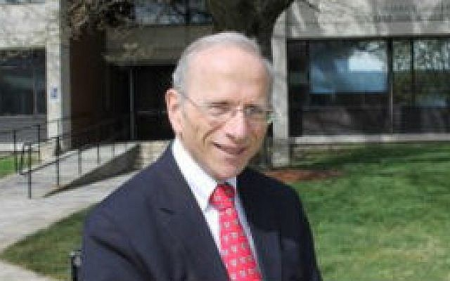  Jonathan Sarna, professor of American Jewish history at Brandeis University  (Photo provided by Jonathan Sarna)