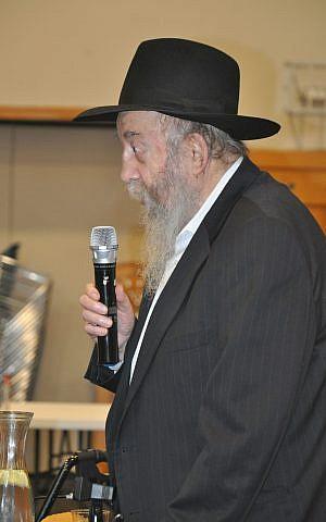 Rabbi Yossi Rosenblum