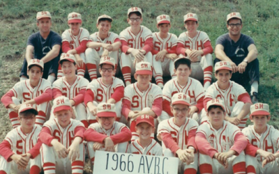 A Stanton Heights championship team from 1966   Photo provided by Bob Fisher