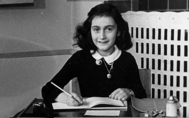 Researchers want to know who, if anyone, betrayed Anne Frank and her family to the Nazis. (Photo courtesy of Flickr Commons​)