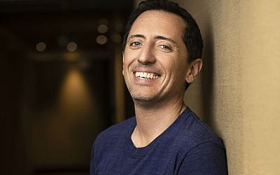 For Gad Elmaleh, the comedy is in being foreign.