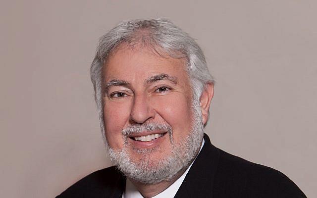 Rabbi Shalom Lewis. (Photo courtesy of Congregation Etz Chaim)
