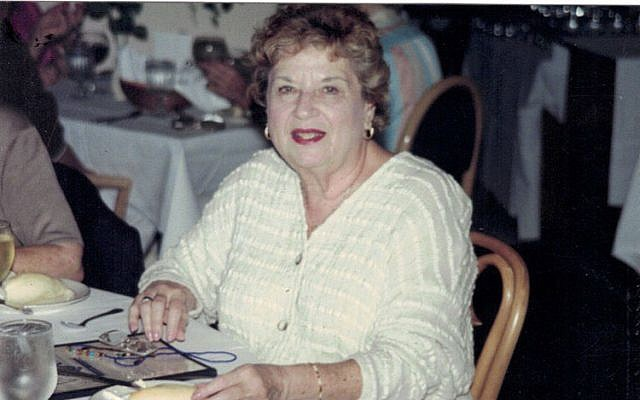 Shirley Stern obit rev