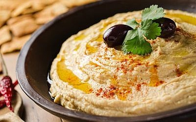 The origin of hummus has sparked an endless debate. (Photo from Shutterstock)