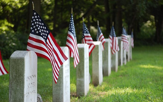 A recent study from the Department of Veteran's Affairs found that the daily number of American veterans who commit suicide has decreased from 22 to 20. (Photo from public domain)