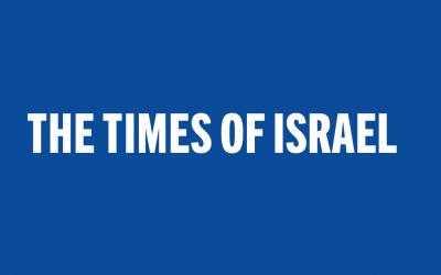 Times of Israel.