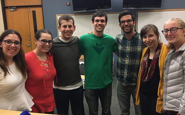 (Photo courtesy of Hillel Jewish University Center)