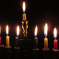 Guest columnist Joel E. Hoffman argues the miracle of Chanukah is not that the oil lasted for eight days, but rather that the oil remained untouched. (Photo from public domain)
