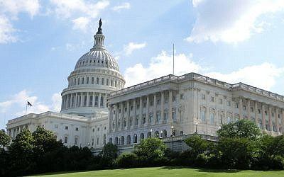A view of the Capitol building in Washington, D.C. (Photo from public domain)