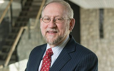 Paul Finkelman was named the new president of Gratz College, the Philadelphia institution that it is one of the last remaining independent historically Jewish college. (Photo courtesy of Paul Finkelman)