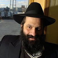 Sholom M. Rubashkin seen in Postville, Iowa, in December 2004. Rubashkin was sentenced to 27 years in prison for 86 counts of financial crimes as well as lying on the witness stand in 2009. (Photo by Zbigniew Bzdak/Chicago Tribune/TNS via Getty Images)