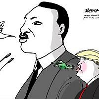 Martin Luther King Day  Rayma Suprani, CagleCartoons.com