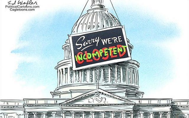 Ed Wexler, CagleCartoons.com