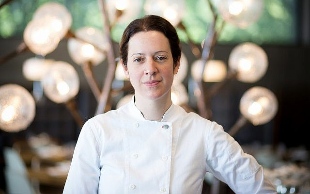 Sonja Finn has owned and served as chef at Dinette Restaurant in East Liberty since 2008 and is the consulting chef at Cafe Carnegie in the Carnegie Museums of Pittsburgh. (Photo courtesy of Sonja Finn)