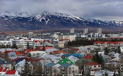 A view of Reykjavik in 2014. (Photo by Matt Cardy/Getty Images)