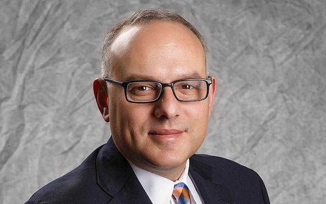 Jeffrey Finkelstein has been president of the national JPRO network for nearly a year. (Photo courtesy of the Jewish Federation of Greater Pittsburgh)
