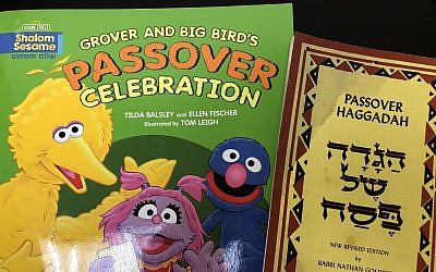 The pittsburgh jewish chronicle news and views from the jewish some passover books used by staff of the chronicle photo by lauren rosenblatt fandeluxe Gallery