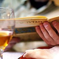 The Passover seder has an emphasis on storytelling and recounting the narrative of the exodus. (File photo)