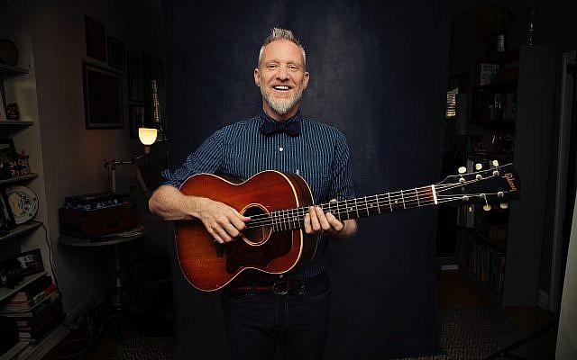 Chris Barron plans to mix things up as a solo guitarist.	(Photo by Jesse Dittmar)