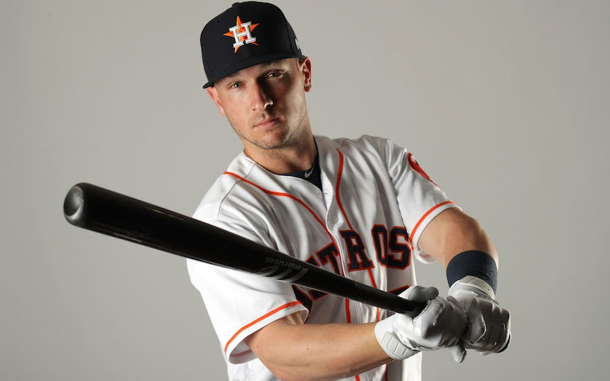 4e49ec001 Alex Bregman s manager expects the young slugger to get even better. (Photo  by Streeter