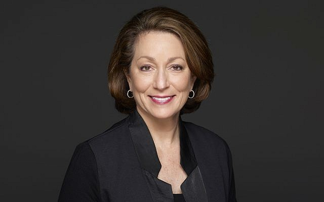 Susan Goldberg is National Geographic Magazine's first female and Jewish editor-in-chief. (Photo courtesy of National Geographic)