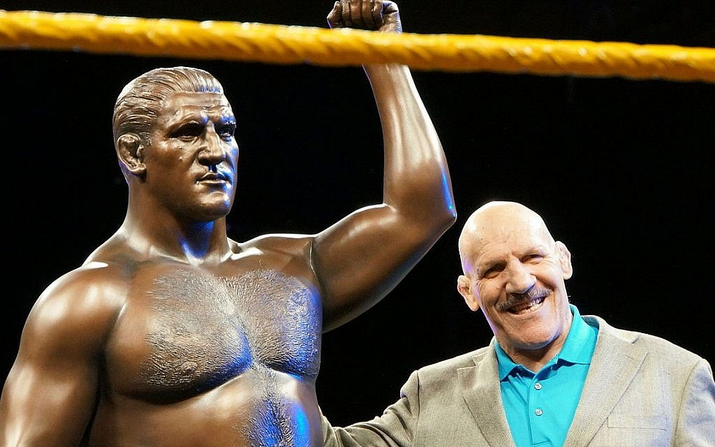 Bruno Sammartino, who lived in South Oakland, died on April 18, 2018. (Photo from Wikimedia Commons)