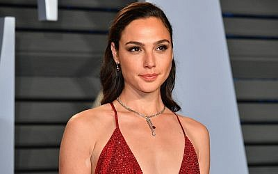 Gal Gadot at the 2018 Vanity Fair Oscar Party in Beverly Hills, Calif., March 4, 2018. (Photo by Dia Dipasupil/Getty Images)