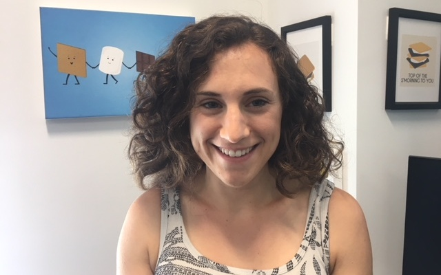 Emily Willner chose Pittsburgh as the best place to set up Smore's U.S. base. (Photo courtesy of Emily Willner)