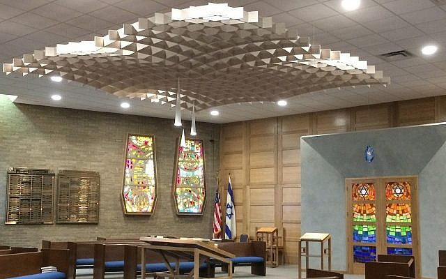 The Beth El Congregation sanctuary, like many in Pittsburgh, will be empty this High Holiday season due to COVID-19 concerns. (Photo by Toby Tabachnick)