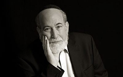 "Rabbi Joseph Telushkin, a bestselling author who has been called ""America's rabbi,"" is coming to Pittsburgh on May 10. (Photo courtesy of Rabbi Joseph Telushkin)"